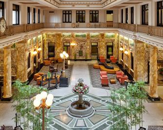 斯克兰顿拉克万纳站雷迪森酒店 - 斯克兰顿 - 大厅