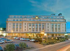 斯克兰顿拉克万纳站雷迪森酒店 - 斯克兰顿 - 建筑