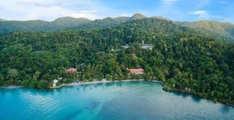 象岛海景酒店 - 象岛 - 游泳池