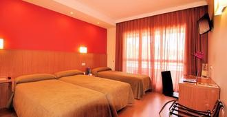 玛雅酒店 - 阿利坎特 - 睡房