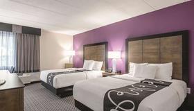 波特兰拉昆塔套房酒店 - 波特兰 - 睡房