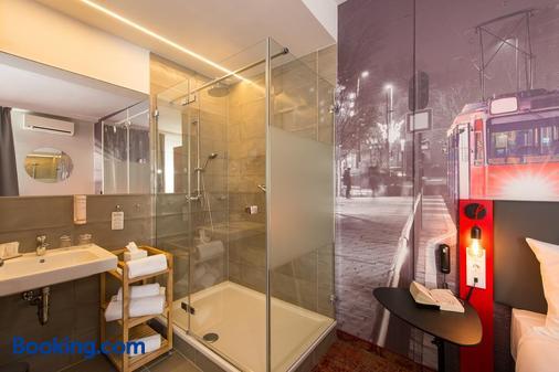 布达佩斯安娜酒店 - 布达佩斯 - 浴室