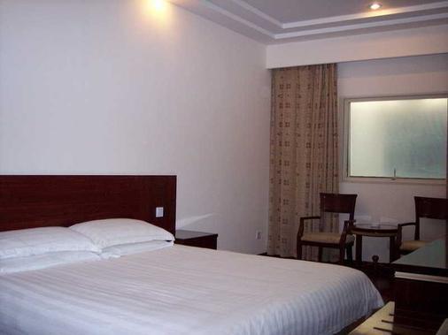 莫泰酒店上海南站上师大店 - 上海 - 睡房