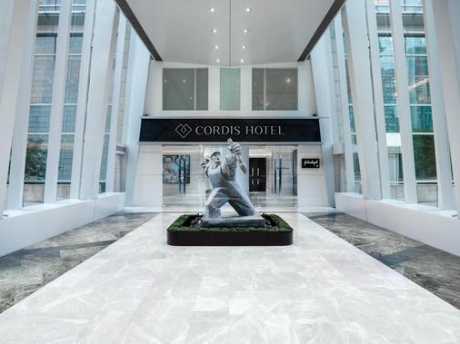香港康得思酒店 - 香港 - 建筑