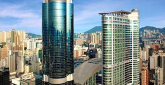 香港康得思酒店 - 香港 - 户外景观
