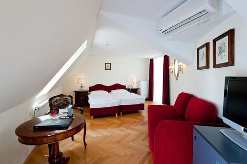 里佳纳酒店 - 维也纳 - 睡房