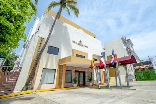 里尔贝拉维斯塔酒店 - 圣多明各 - 建筑