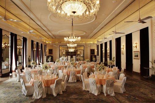 新德里帝国酒店 - 新德里 - 宴会厅