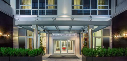 纽约先驱广场凯悦酒店 - 纽约 - 建筑
