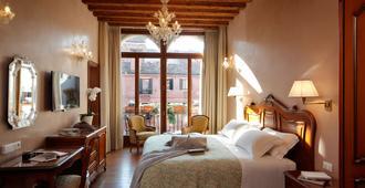 贝斯特韦斯特拜占庭酒店 - 威尼斯 - 睡房