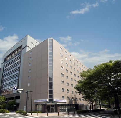 新横滨大和鲁内酒店 - 横滨 - 建筑