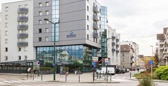 贝斯特韦斯特国际酒店 - 阿讷西 - 建筑