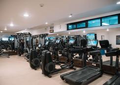 亚的斯亚贝巴金色郁金香酒店 - 亚的斯亚贝巴 - 健身房