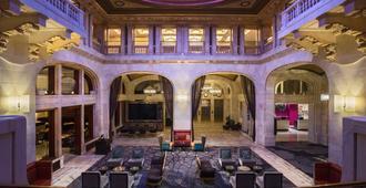 匹兹堡万丽酒店 - 匹兹堡 - 大厅