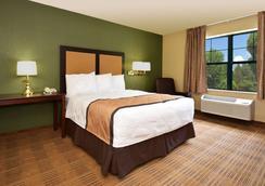印第安纳波利斯机场美国长住酒店 - 印第安纳波利斯 - 睡房