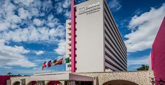 梅里达卡斯蒂利亚伽玛德嘉年华酒店 - 梅里达 - 建筑