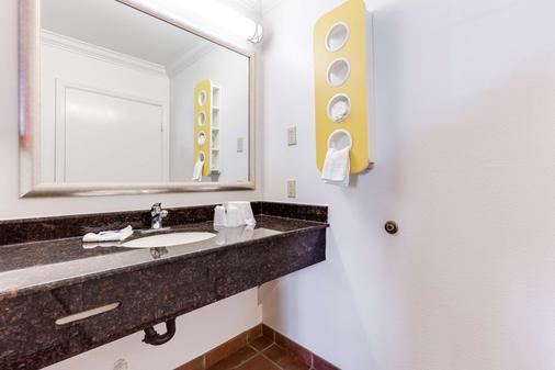 圣荷西会展中心6号汽车旅馆 - 圣何塞 - 浴室