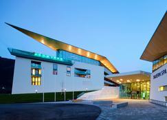 卡普伦泽尔时见陶恩温泉酒店 - 卡普伦 - 建筑
