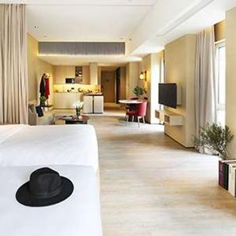 北京东直门雅辰悦居酒店 - 北京 - 睡房