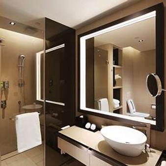 北京东直门雅辰悦居酒店 - 北京 - 浴室