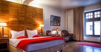 伦勃朗酒店 - 布加勒斯特 - 睡房