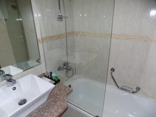 迪拜美梦宫殿饭店 - 迪拜 - 浴室
