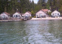 方济湖滨酒店 - 塔霍维斯塔 - 户外景观