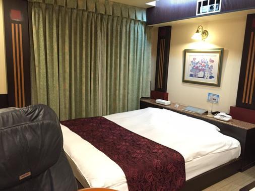 神户海港酒店-雅盘尼兹集团-限成人 - 神户 - 睡房
