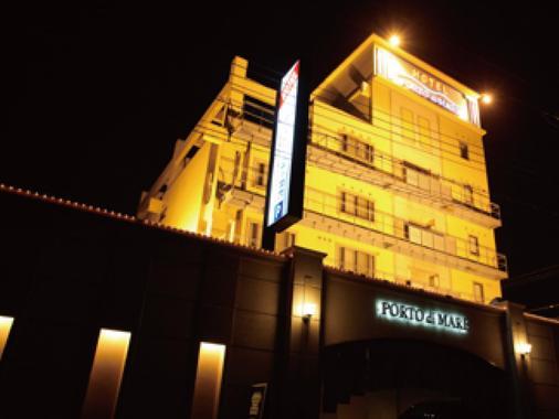 神户海港酒店-雅盘尼兹集团-限成人 - 神户 - 建筑