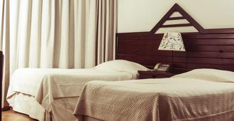 太阳广场公寓式酒店 - 圣多明各 - 睡房