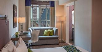 费城帕罗玛金普敦酒店 - 金普敦旗下酒店 - 费城 - 睡房