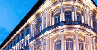 莱佛士欧罗佩斯基华沙酒店 - 华沙 - 睡房