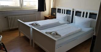 波恩gz旅馆 - 波恩(波昂) - 睡房