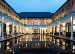 珊夏亚度假村 - 丹戎槟榔 - 建筑