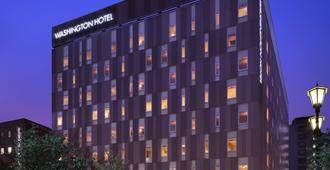 仙台华盛顿酒店 - 仙台 - 建筑