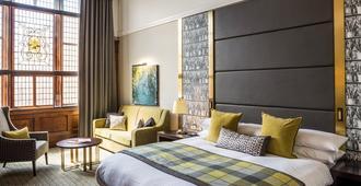 格拉斯哥阿波得酒店 - 格拉斯哥 - 睡房