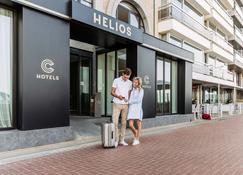 赫利俄斯C-酒店 - 布兰肯贝赫 - 建筑