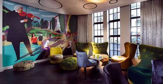 欧莉娜酒店 - 卑尔根 - 休息厅