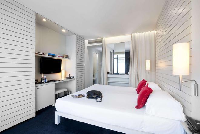 米罗酒店 - 毕尔巴鄂 - 睡房