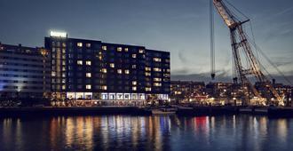 鹿特丹美茵港口酒店 - 鹿特丹 - 建筑
