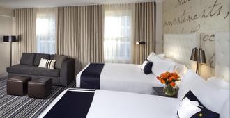 华盛顿特区乔治酒店 - 华盛顿 - 睡房