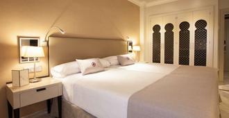 阿尔贝辛炜森酒店 - 格拉纳达 - 睡房