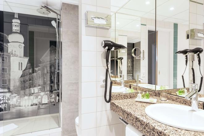Nh多特蒙德酒店 - 多特蒙德 - 浴室
