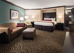 金士顿贝斯特韦斯特升级酒店和会议中心 - 金斯顿 - 睡房