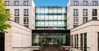 德累斯顿城际酒店 - 德累斯顿 - 建筑