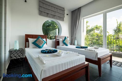 皮帕利精品酒店 - 贡布 - 睡房