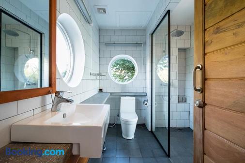 皮帕利精品酒店 - 贡布 - 浴室