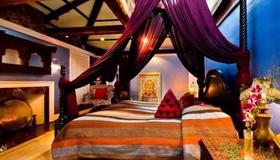摩洛哥奢华套房酒店 - 波士顿 - 睡房