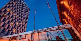 赫尔辛基凯隆酒店 - 赫尔辛基 - 建筑