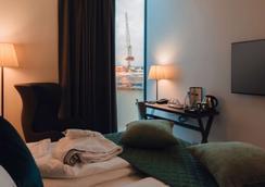 赫尔辛基号角酒店 - 赫尔辛基 - 睡房